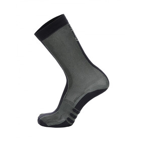 Santini Classe High Socks Men verde militare